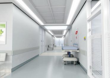 Iluminación Hospital
